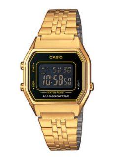 LA680WGA-1B Casio Retro