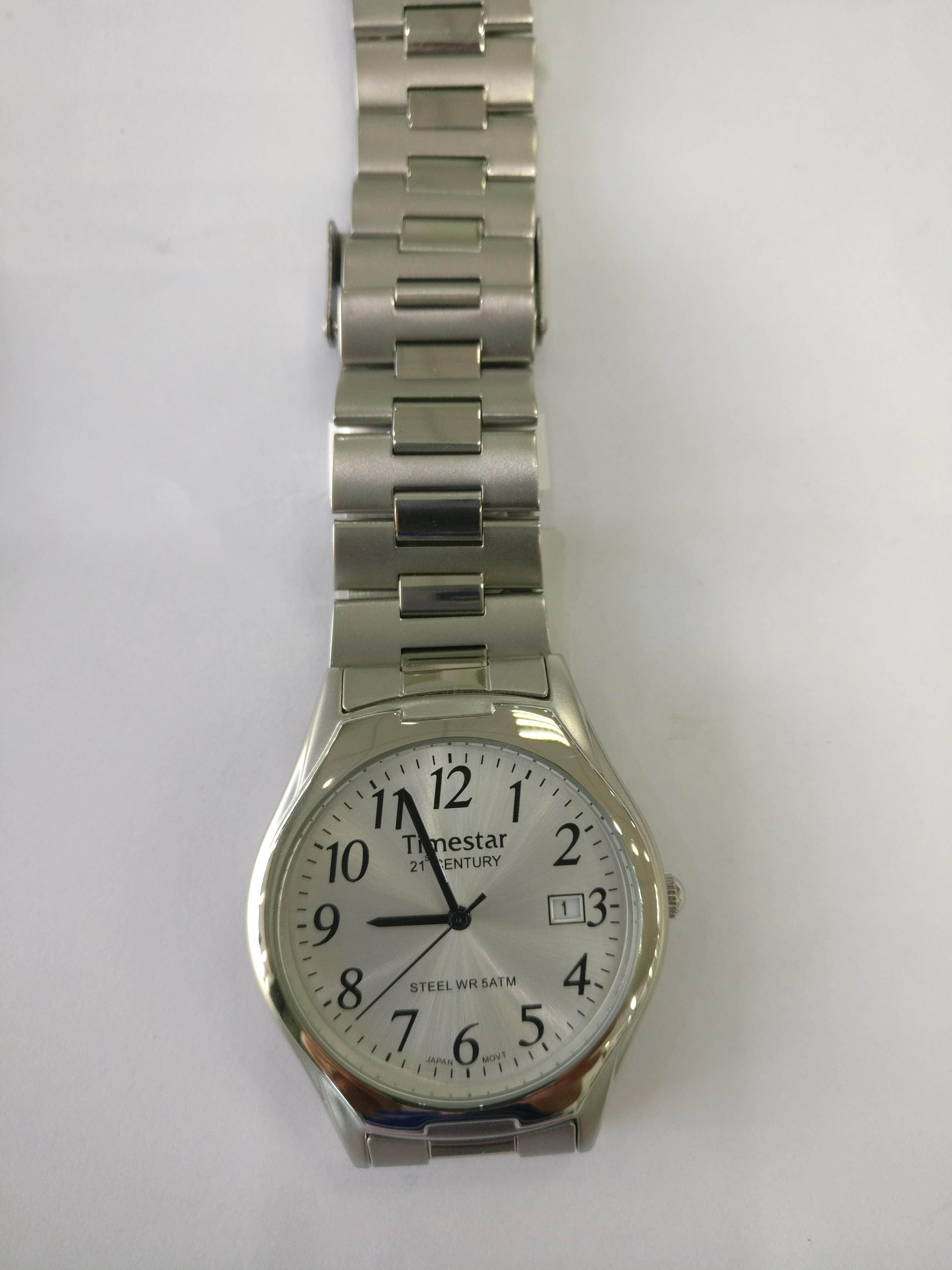 Timestar GS-8096-05 Fehér Férfi karóra – Karóra Shop a39cc68d48