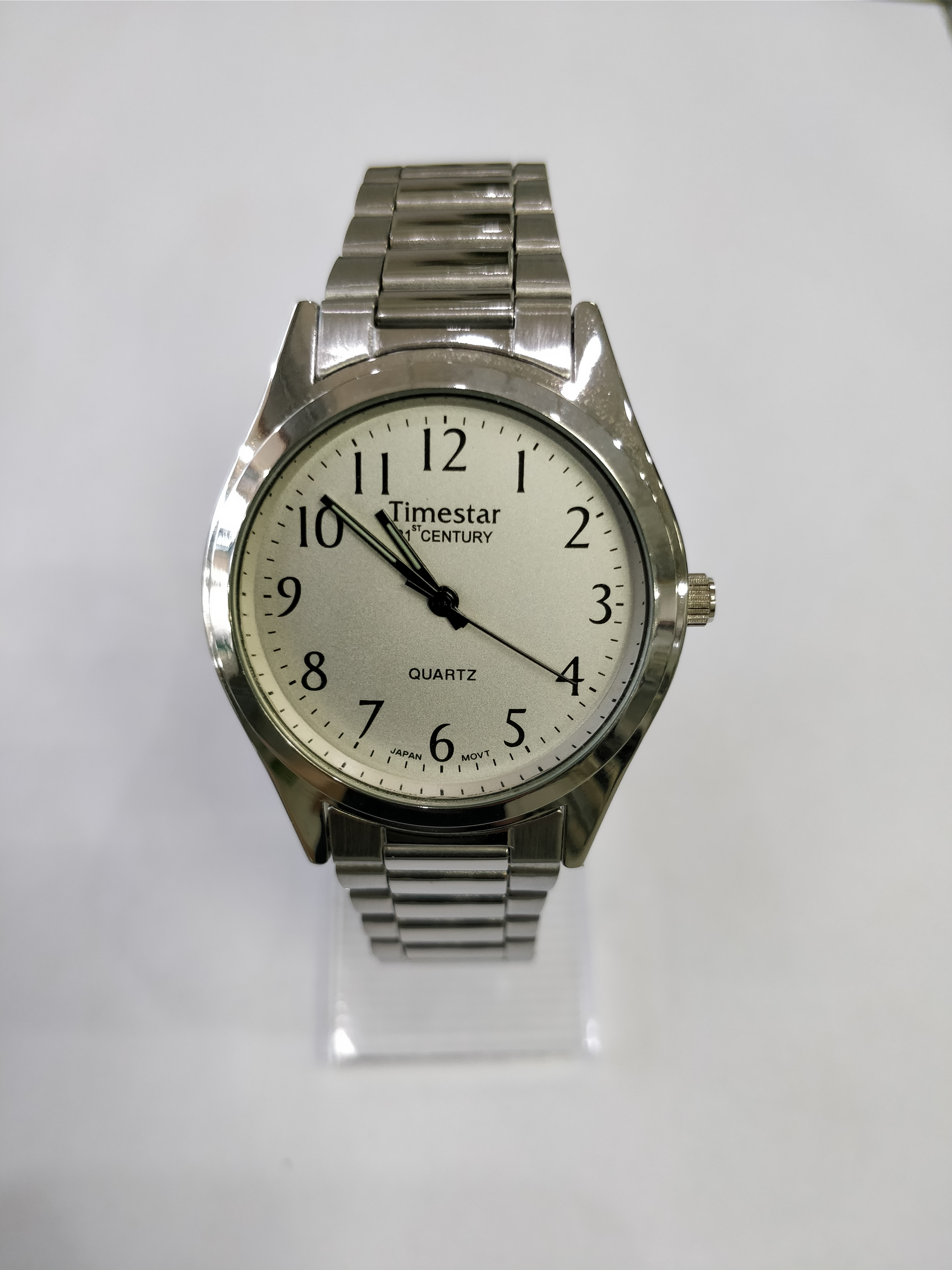 Timestar Ezüst001 Férfi karóra – Karóra Shop cbd9e8574a