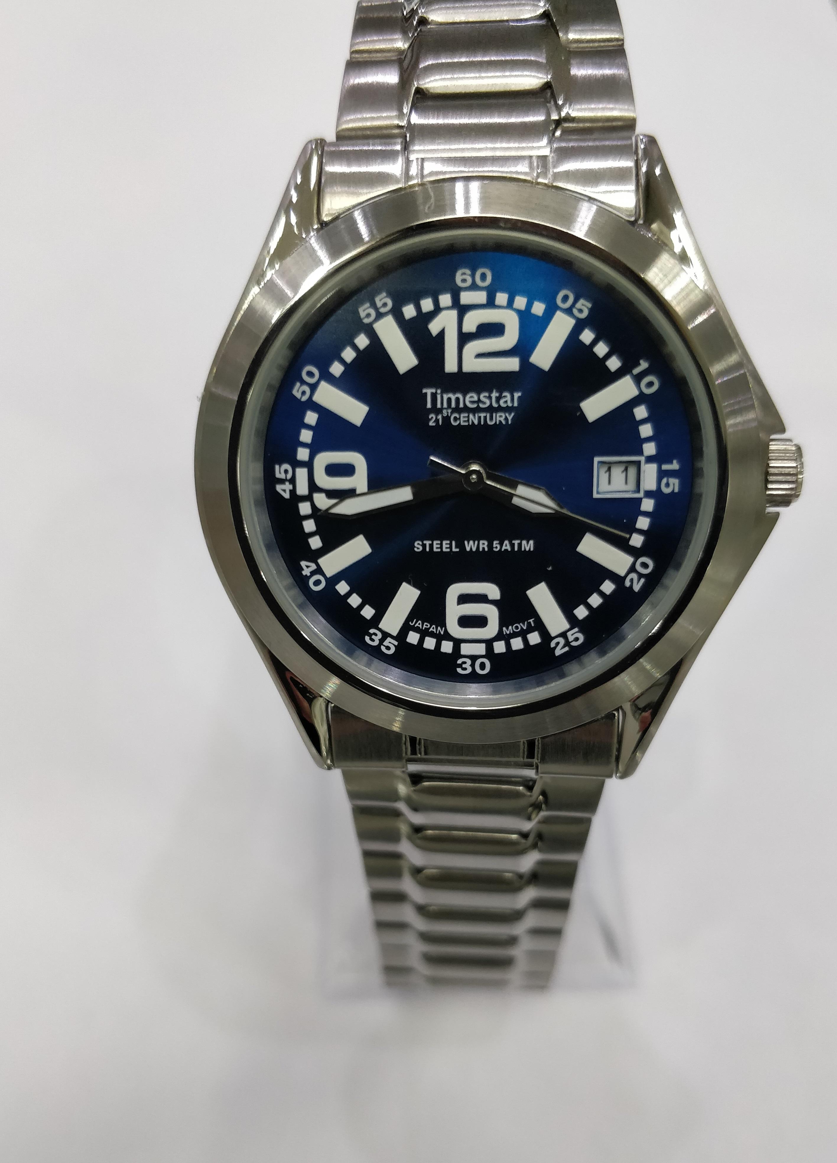 Timestar GS-8102-01 Kék Férfi karóra – Karóra Shop 68299360c3