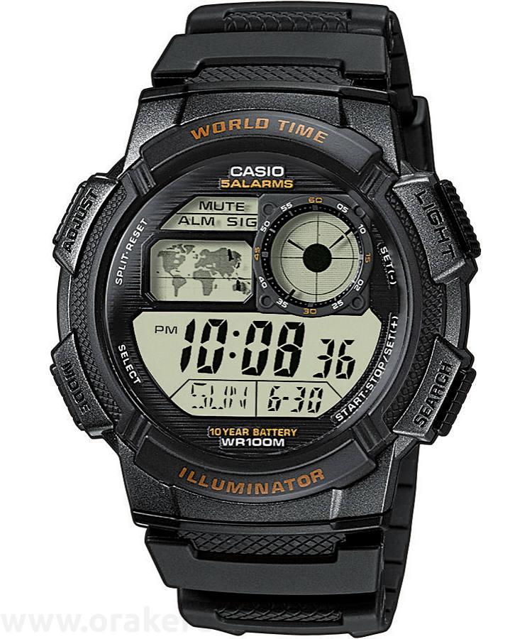 Casio AE-1000W-1AVDF Férfi karóra – Karóra Shop e5284cb27e